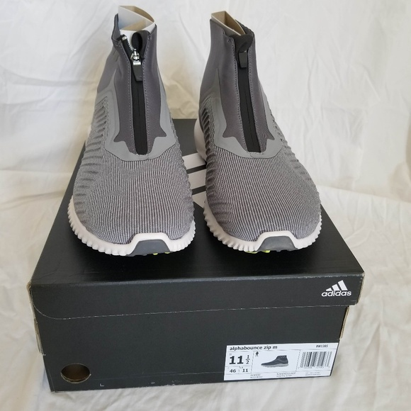buy popular 2b7af 5094b Adidas Alphabounce Zip
